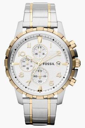 Mens Chronograph Stainless Steel Watch - FS4795I