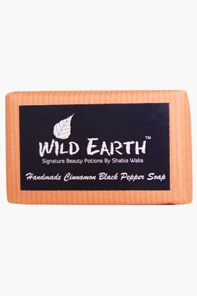 WILD EARTH Cinnamon Black Pepper Soap