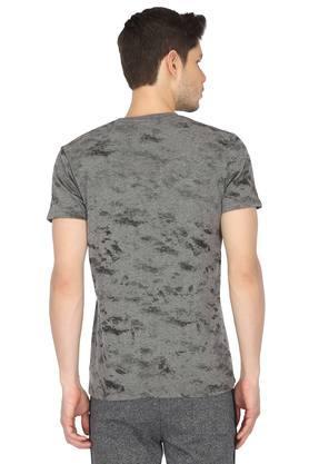 Mens Round Neck Batman Print T-Shirt