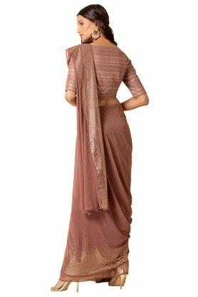 INDYA - Pink Women Ethnic Wear - 1