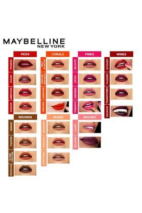 New York Super Stay Matte Ink Liquid Lipstick - 5g