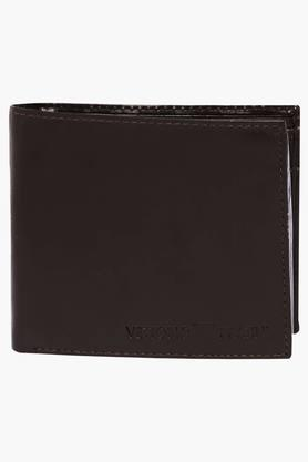 VETTORIO FRATINIMens Leather 1 Fold Wallet - 202220911