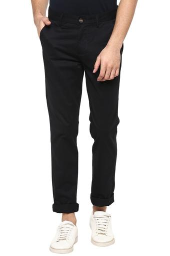 UNITED COLORS OF BENETTON -  Black Cargos & Trousers - Main