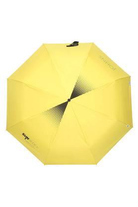 Unisex Solid 3 Fold Umbrella