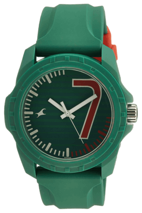 Fastrack Round Dial Analogue Watch image
