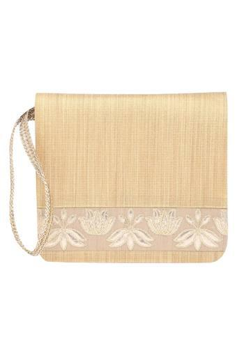 Womens Party Wear Magnetic Closure Clutch