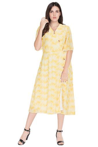 RS BY ROCKY STAR -  YellowPvt Women Western Buy 1 & Get 2nd At 20% Off  - Main