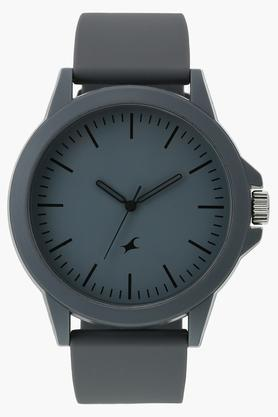 Mens Analogue Silicone Watch - 38024PP24