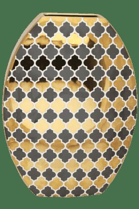 Leila Silver Gold Vase