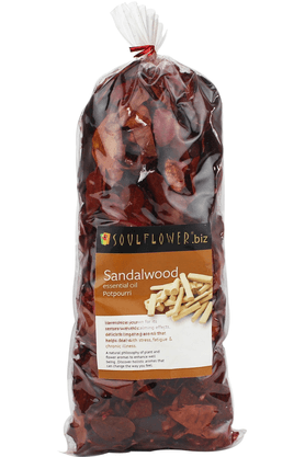 SOULFLOWER Potpourri - Sandalwood