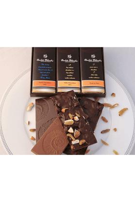 Assorted Chocolate - Milk, Dark & Fruit & Nut