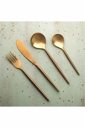 ELLEMENTRY - Yellow Cutlery - 2