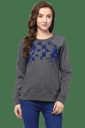 THE VANCAWomen Knit Sweatshirt