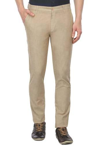 TRUE BLUE -  BeigeCargos & Trousers - Main