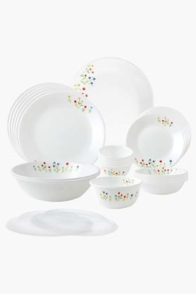 CORELLE Asia Collection Printed Dinner Set - 30 Pieces