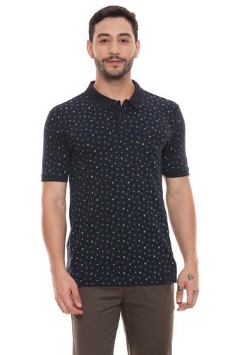 PARX -  Dark BlueT-Shirts & Polos - Main