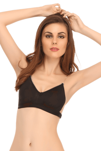 Women Backless Multiway Cotton Bra