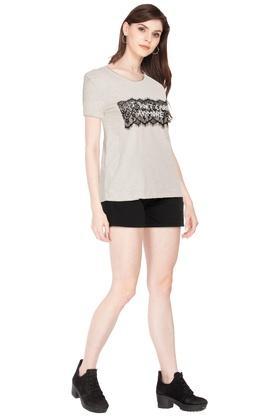 MSTAKEN - GreyT-Shirts - 2