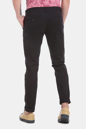 AEROPOSTALE - Black Casual Trousers - 1