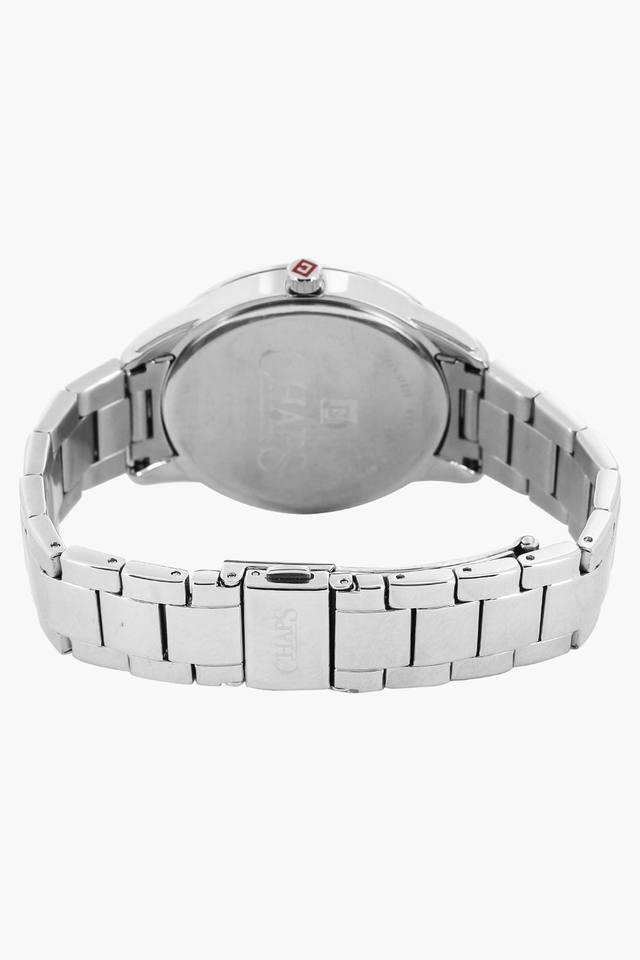 Womens Quartz Analogue Stainless Steel Watch - CHP3012