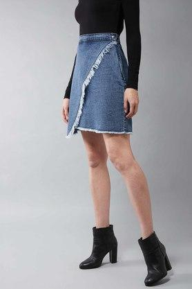 DOLCE CRUDO - Blue Skirts - 2