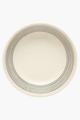 Modern Riad Striped Dish Plate