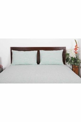 HOME -  GreenSingle Bed Sheets - Main