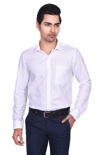 TURTLE -  WhiteCasual Shirts - Main