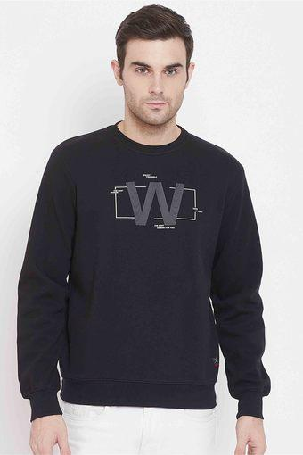 CRIMSOUNE CLUB -  BlackSweatshirts - Main