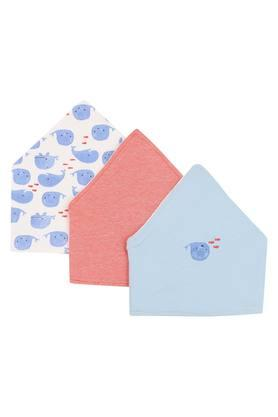 Boys Printed Bibs Set of 3