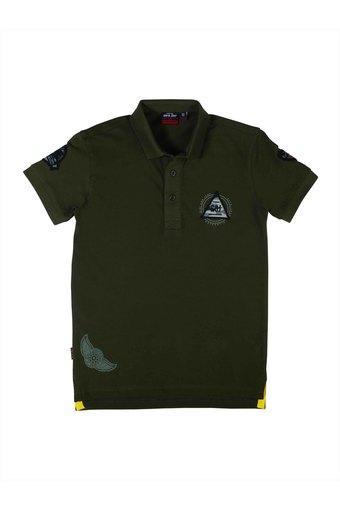 GINI & JONY -  GreenT-Shirts - Main