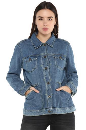 RHESON -  BlueCasual Jackets - Main