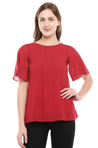 AND -  Red Tops & Tees - Main