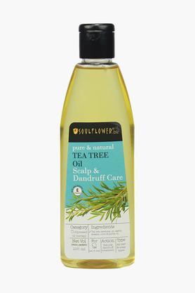 Tea Tree Anti Dandruff Hair Oil - 225ml