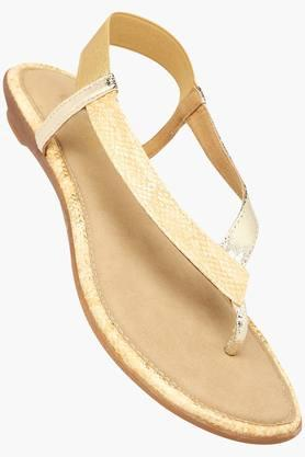 RAW HIDE Womens Casual Slipon Sandal