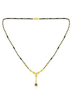 MALABAR GOLD AND DIAMONDS Womens Gold Mangalsutra MHAAAAAAXJLH