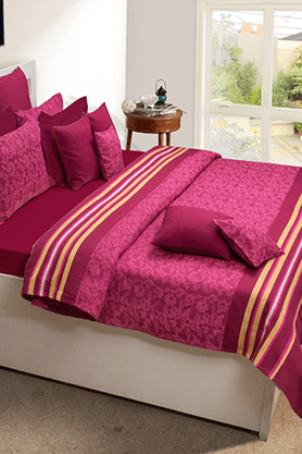 HOUSE THISBlooming Tale - Double Bed Cover Set