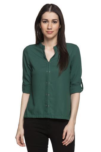 LATIN QUARTERS -  GreenShirts - Main