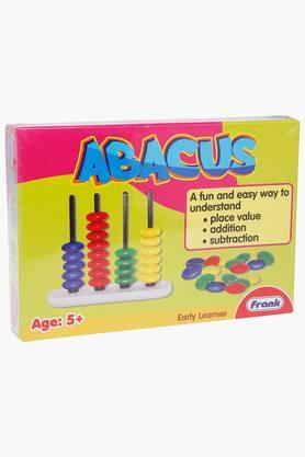Unisex Abacus Early Learner Toy