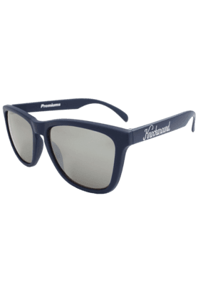 KNOCKAROUND Classic Premium Unisex Sunglasses Navy Blue/Smoke-PRGL1021 (Use Code FB20 To Get 20% Off On Purchase Of Rs.1800)