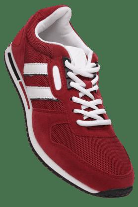 LIFEMens Lace Up Running Sports Shoe