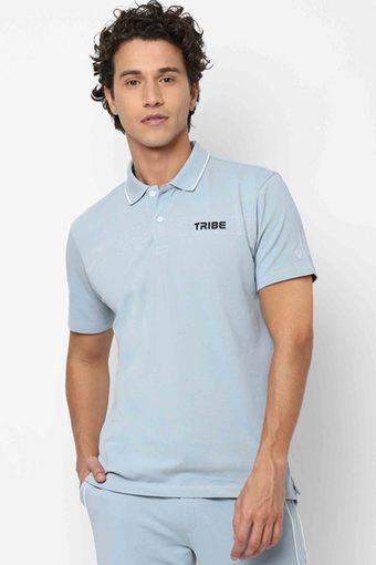 AS TRIBE -  LtgreyT-Shirts & Polos - Main