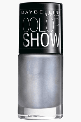 MAYBELLINEColor Show Nail Color- Silver Linings