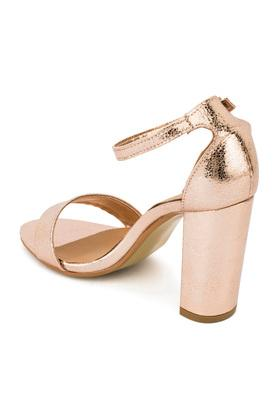 TRUFFLE COLLECTION - Rose GoldHeels - 1