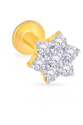 MALABAR GOLD AND DIAMONDSWomens Diamond Nosepin UINSP00030B