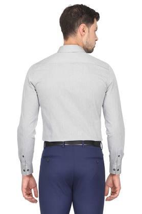 f0cee9d3063 X CALVIN KLEIN JEANS Mens Self Printed Formal Shirt. CALVIN KLEIN JEANS
