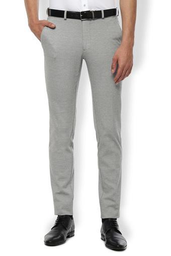 VAN HEUSEN SPORT -  Light GreyCargos & Trousers - Main