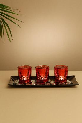 IVY - RedCandle Holders - Main