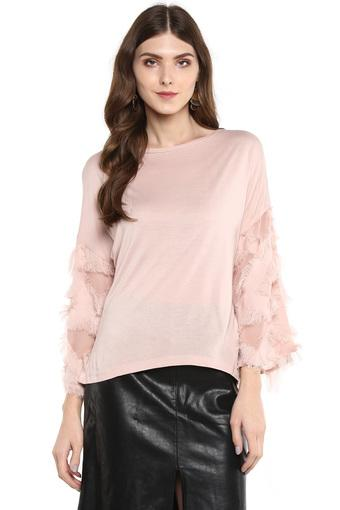 RS BY ROCKY STAR -  PinkTops & Blouses - Main