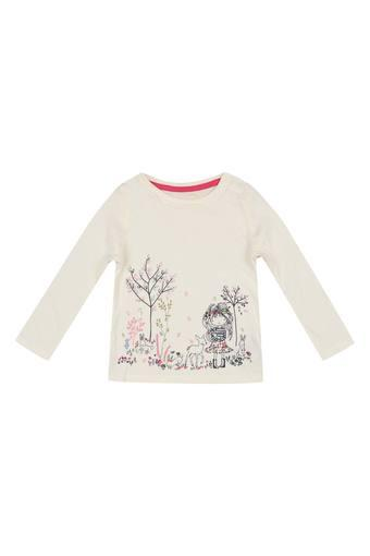 MOTHERCARE -  Cream Topwear - Main